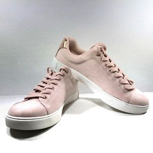 Women's H&M Divided Baby Pink Shoes, Size 8